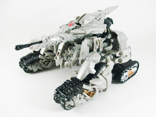 Transformers Megatron RotF Leader - modo alterno