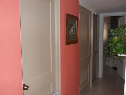 interior decorating mavens what color should i paint my doors. Black Bedroom Furniture Sets. Home Design Ideas