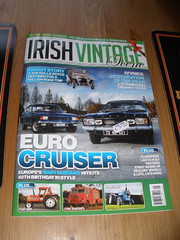 Irish Vintage Scene magazine