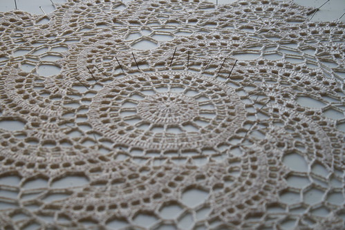fan doily (close up)
