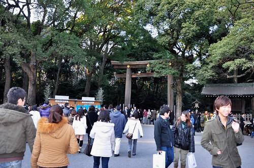 Meiji Hatsumode