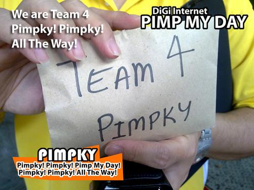 Team Pimpky