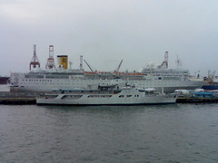 Costa Alegra 01 (superferry crew) Tags: military navy naval pn dnd departmentofdefense costaallegra philippinenavy armedforcesofthephilippines hukbongdagatngpilipinas costainthephilippines