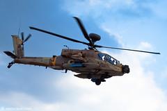 AH-64D Apache Longbow (Saraph/serpent) Israel Air Force (xnir) Tags: canon photography eos israel is apache photographer force aircraft aviation military air helicopter boeing serpent douglas  hughes nir mcdonnell  longbow ah64 100400l benyosef 100400 50d  ah64d    wwwxnircom xnir   idfaf saraph  photoxnirgmailcom