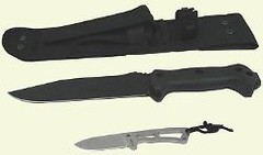 Ka-Bar Becker BK7 Fixed Blade Knife