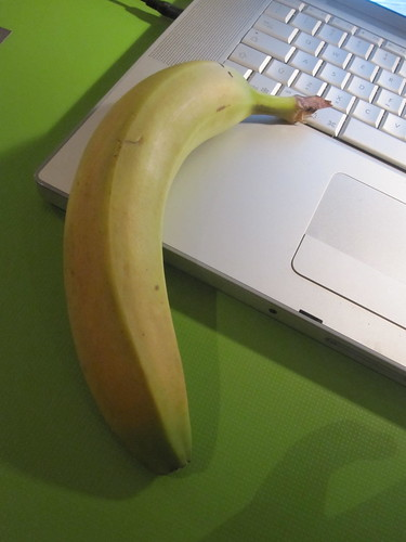 Banana from the bistro - free