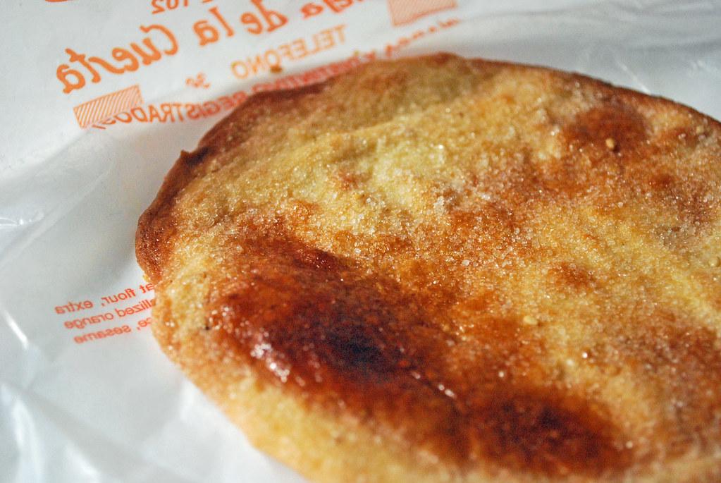 Orange Torta open