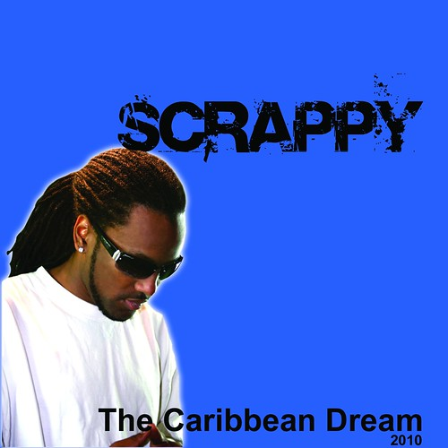 Cover: Scrappy - The Caribbean Dream - The Album