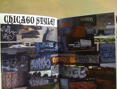 GRIME TIME ZINE CHICAGO STYLE GRAFFITI (theres no way home) Tags: chicago zine graffiti telly goma style xmen drug were grab d30 gametime mul rabe fact cmw jac foldout polak grimetime kizer uac fleks ghettop kosbe