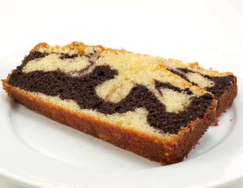 Chocolate Swirl Poundcake