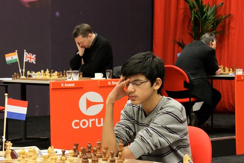 Anish Giri kende een sublieme start
