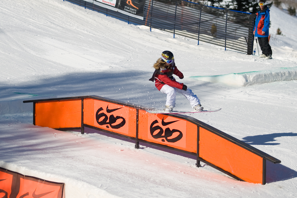Jamie Anderson – 4th Place