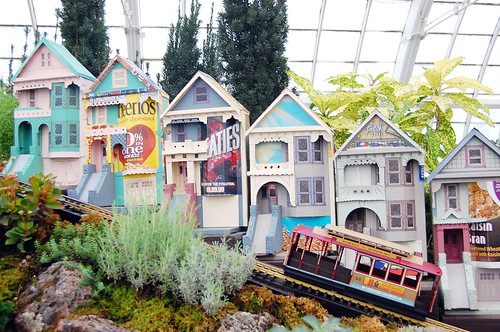 Golden Gate Express Garden Railway