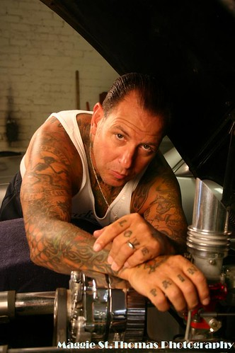 mike ness tattoos. Mike Ness