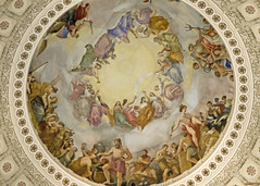 2010Jan16_DC-NewYear_0153 copy (spemss) Tags: liberty washingtondc george dc washington rainbow italian nikon marine war artist commerce god chief president science victory capitol american e revolution government revolutionarywar agriculture americanrevolution georgewashington revolutionary federal emancipation fresco capitolhill commander mechanics epluribusunum maidens unum constantino becoming d300 brumidi commanderinchief pluribus americanrevolutionarywar apotheosis apotheosisofwashington theapotheosisofwashington constantinobrumidi