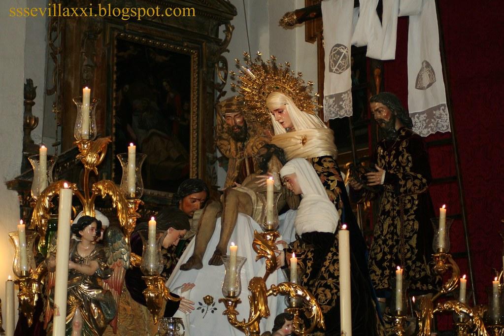 Misterio de la Sagrada Mortaja. Jueves Santo 2009