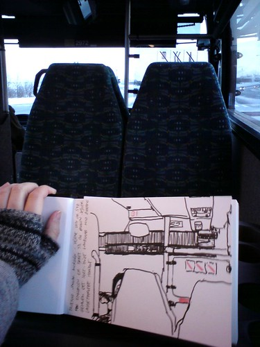 flightbus sketching