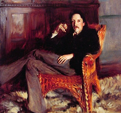 Robert_Louis_Stevenson_by_Sargent Wikimedia Commons