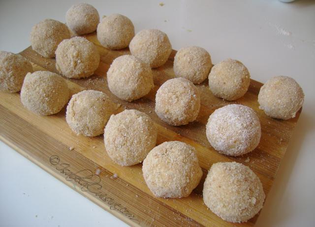 Chicken balls