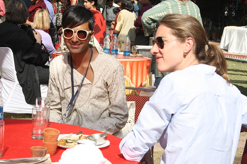 The Fifth Jaipur Literary Festival