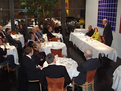 Vince Brunch 017 (Caledonian Lib Dems) Tags: shadow for with dr vince cable bridget business fox brunch local mp joined representatives vincebrunch