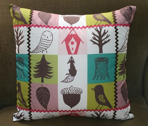 pillows in my shoppe