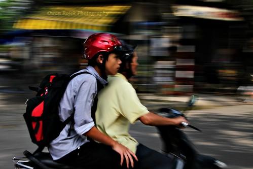Motorbike, Motorbike, Motorbike Go So Fast