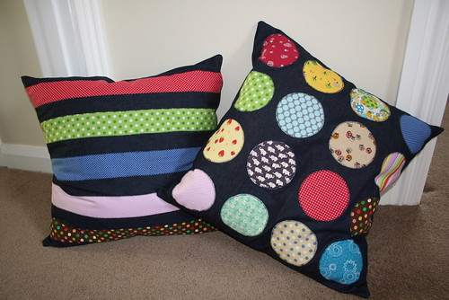 floor cushions for my classroom :)