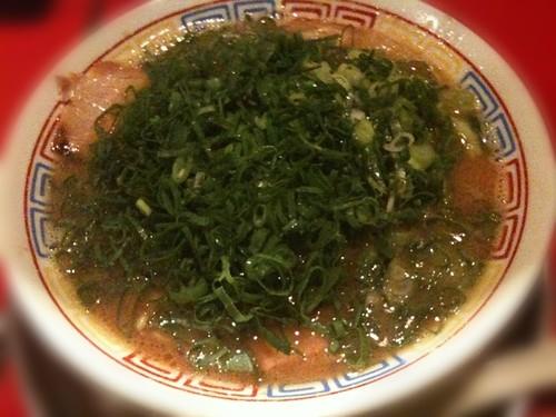 渋谷「まっち棒」美味いなあ、週三は喰える。
