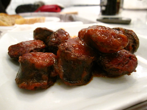 Morcilla Blood Sausage