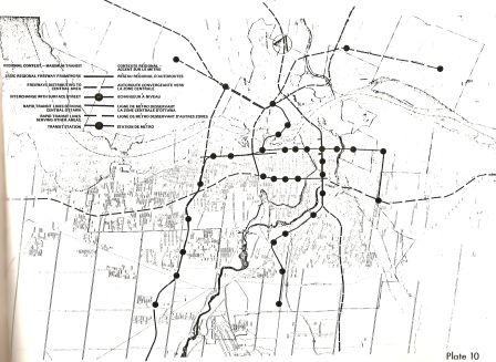 Ottawa Subway Map.The History Of The Ottawa Subway Spacing Ottawa