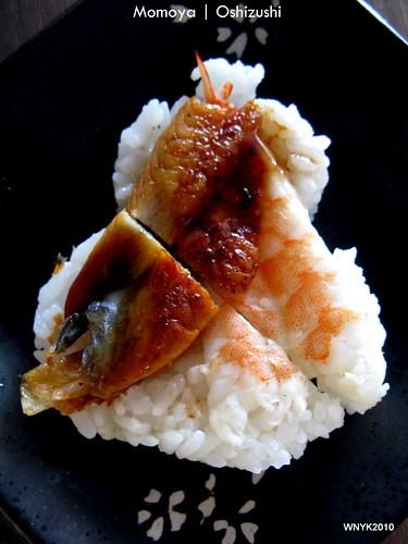Sushi Under Pressure