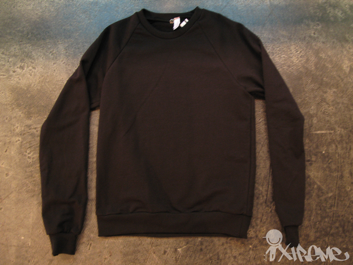 American Apparel Crewneck Sweater