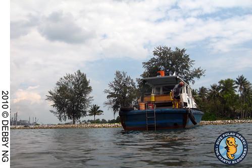 dive boat skipper