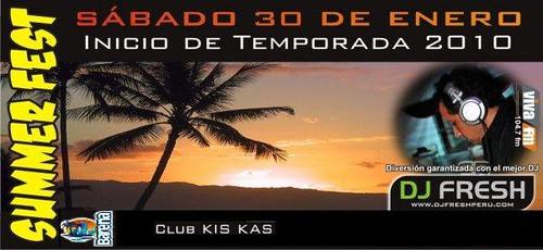 Summer Fest - Club Kis Kas