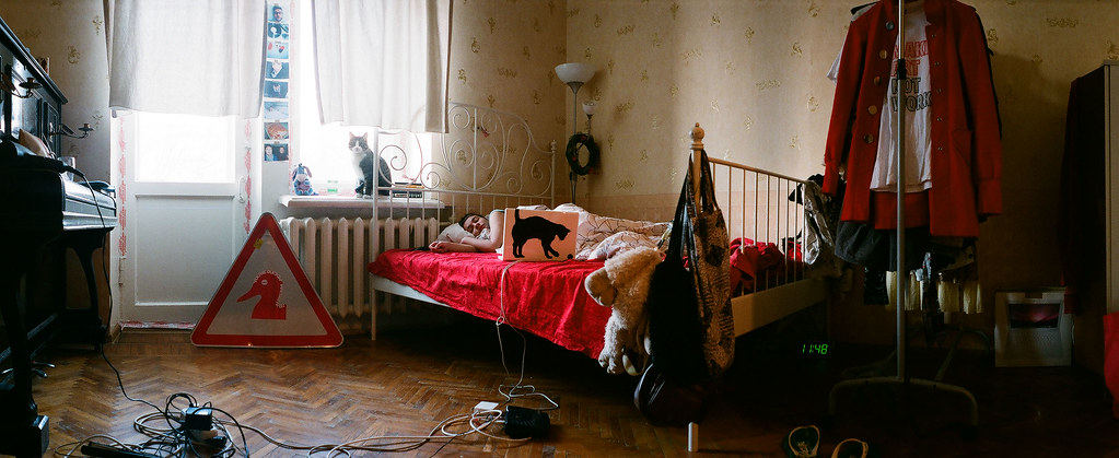 my room by sergey komarov