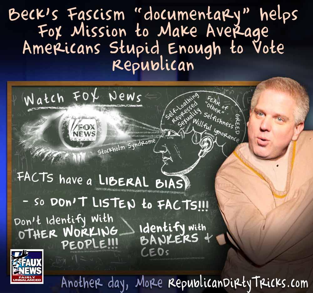 """Disingenuous """"Liberal Fascism"""" Meme Debunked"""