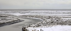 ~   In the wintertime......~ (Jaep Kees Reitsma) Tags: snow waddenzee wadden hiver sneeuw neige ameland friesland zwartehaan wintwer concordians worldtrekker