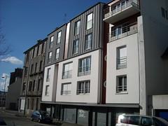 Brest - centre-ville (ADEUPa Brest) Tags: habitat neuf densit plh renouvellementurbain promotionimmobilire formesurbaines