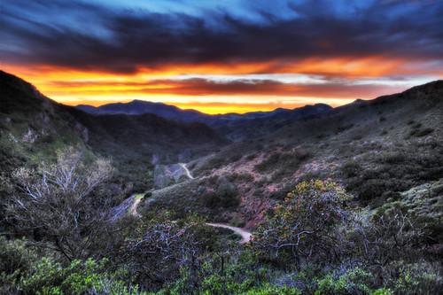 Wildwood Park Sunset
