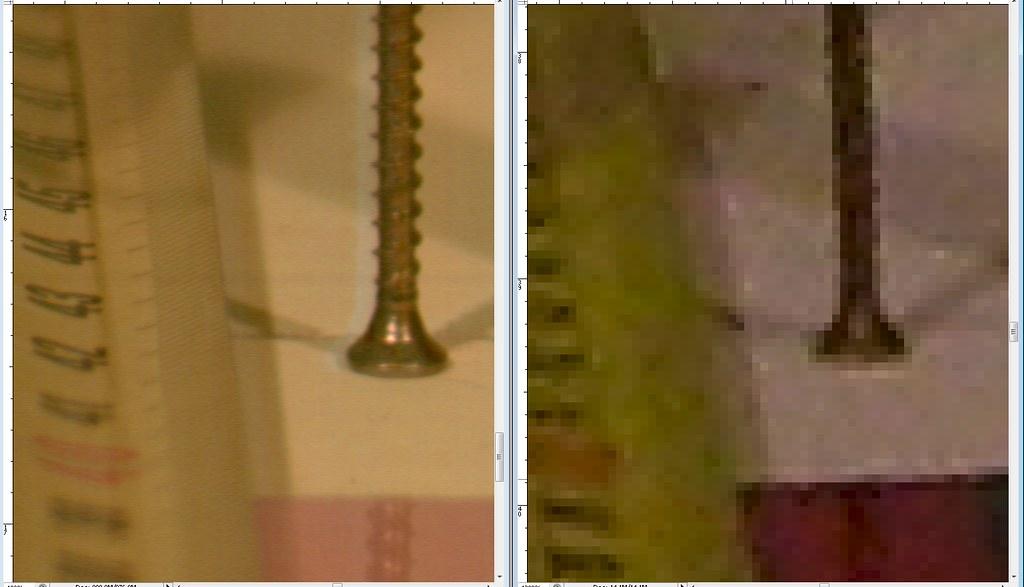 Quality comparison - 1