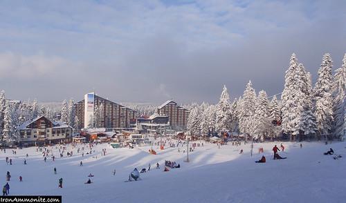 Borovets ski & snowboarding slopes-4