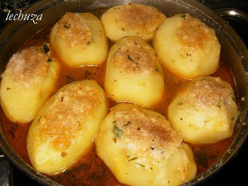 Patatas rell.bacalao-en olla