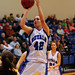 Sara Lamneck shoots for the Royals.