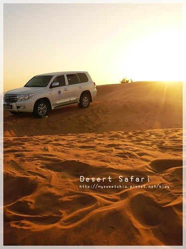 desert safari in Dubai3