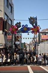 Tokyo 2009 - 原宿 - 散步隨手拍(4)