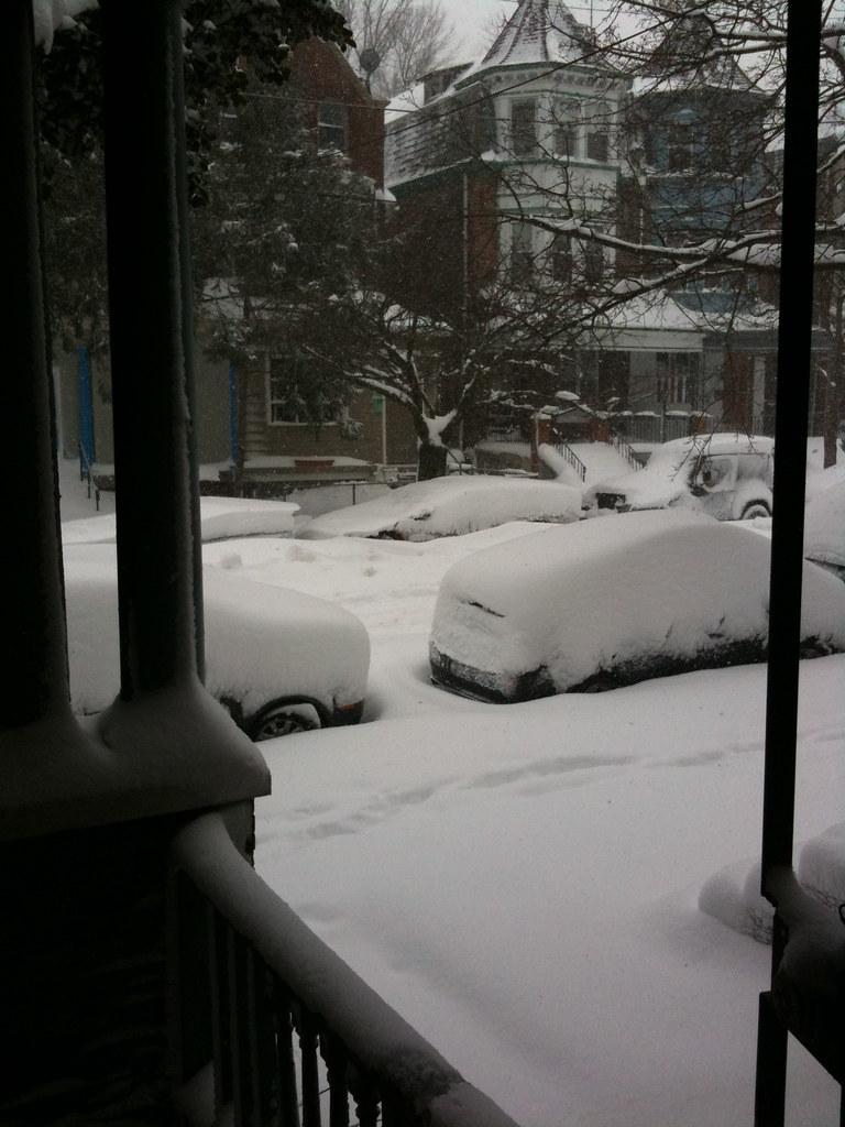 (janellep) Tags: snow philadelphia blizzard westphilly bathhouse