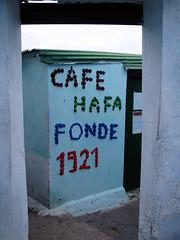 Cafe Hafa
