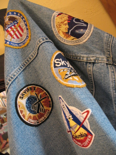 My team's patches