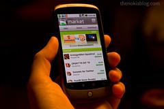 Google Nexus One-7